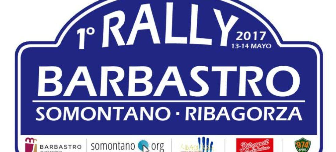1er. Rally Barbastro / Somontano – Ribagorza